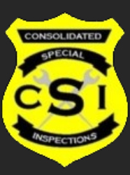 Consolidated Special Inspections